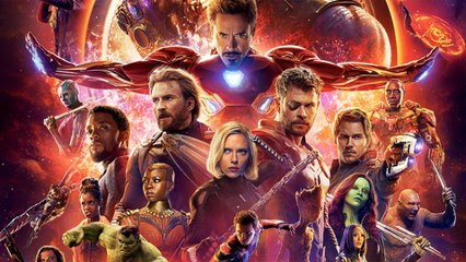 """""""Avengers: Infinity War"""" Already Breaking Records + More Stories Trending Now"""