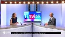 L'Invité de la Rédaction  - 17/04/2018 - Jacques BAZARD, Directeur départemental des Finances Publiques d'Indre-et-Loire
