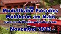 Modellbahn Paradies in Mühlheim am Main Modelleisenbahn in Spur H0 von Bernhard Stein - Ein Video von Pennula für alle Freunde von Modellbahnen und Modelleisenbahnen