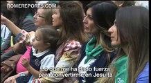 Divertido y tierno encuentro entre el Papa y miles de niños de colegios jesuitas | Rome Reports