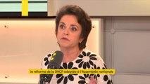 """Réforme de la #SNCF : en France, """"nous payons très peu chers. Mais payer très peu cher un service dont on n'est pas content, ce n'est pas une bonne affaire"""", considère Judith Waintraub, journaliste au Figaro Magazine #lesinformes"""