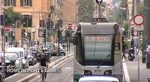 Roma acoge al papa Francisco con una edición especial de billetes de bus y metro