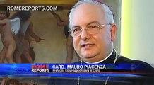 Cardenal Mauro Piacenza, buen comunicador y veterano de la Curia Vaticana