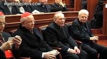 Cardenal Scola, un intelectual forjado en un ambiente obrero y humilde
