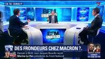 Des frondeurs chez Emmanuel Macron ?