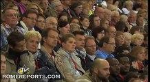 """Misa de Benedicto XVI en Berlín: """"Dios también transforma lo negativo en amor"""""""