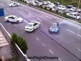 Ce chauffard en fuite se croit dans Fast and Furious et drift pour échapper à la police