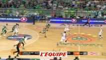 le Panathinaïkos Athènes au-dessus du Real Madrid - Basket - Euroligue (H) - Quart de finale
