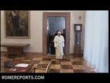 Benedicto XVI reúne a la curia vaticana para estudiar la nueva evangelización