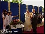 Shimon Peres visita al Papa mientras Israel sigue aplazando acuerdos con el Vaticano