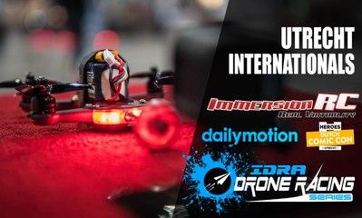 Utrecht Internationals   Vortex Stock Race   IDRA 2018 Drone Racing Series