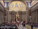 El Papa pide a los cristianos afrontar juntos los retos actuales