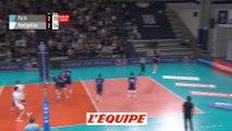 Paris en demi-finale - Volley - Ligue A (H) - Quart de finale