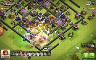 Clash of Clans Mass Witches Attack 3 Star Strategy