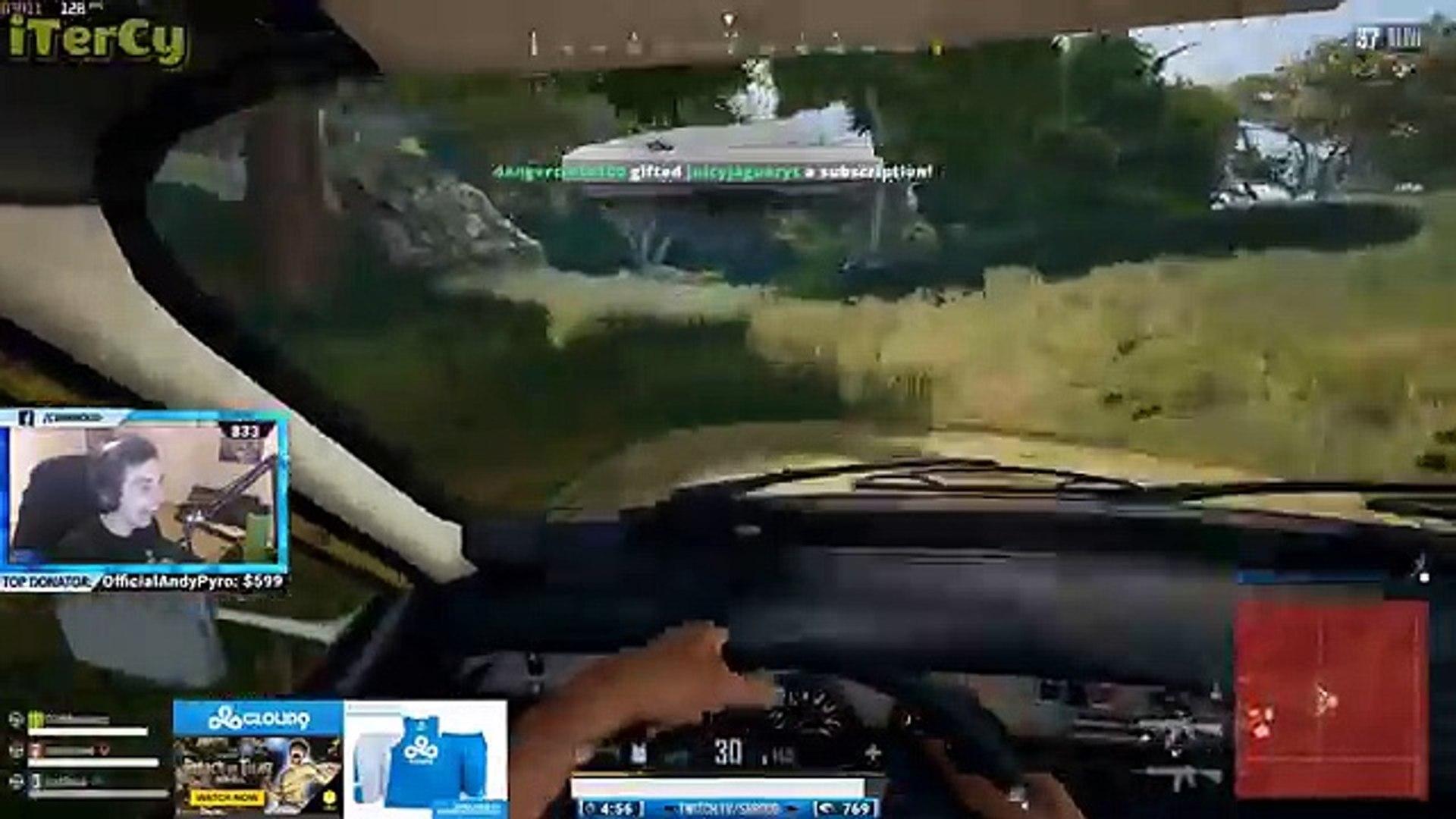 [Tổng hợp PUBG] - Pha ném nade được 5 kills - Khi Shroud bắn Kar98 - Random moments PUBG