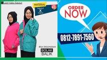 0812-7891-7560 | Agen Jaket Muslimah Siap Kirim Ke Ilir Timur I Kota Palembang