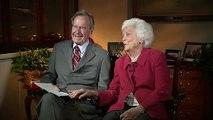 Barbara Bush, femme de l'ancien président américain George H. W. Bush et mère de l'ancien président George W. Bush, est décédée