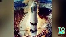 Astronautas de la misión Apolo 10 dicen que escucharon música en el lado oscuro de la luna