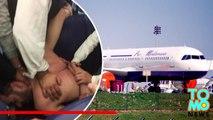 Hombre orina a pasajero de avión porque no se le permitió beber o fumar a bordo