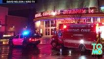 Hombre le dispara accidentalmente a una mujer en un teatro después de dejar caer su arma