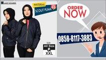 0858-8117-3883 | Agen Jaket Wanita Siap Kirim Ke Karawang Barat Kabupaten Karawang