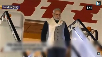 PM Narendra Modi in London