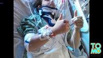 Hombre sobrevive 17 horas atrapado bajo su camioneta luego de caer por un acantilado