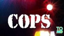 Joven héroe rescata a un oficial de policía inconsciente de una patrulla envuelta en llamas