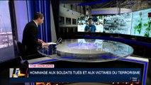 Hommage aux soldats tués et aux victimes du terrorisme : les préparatifs des cérémonies