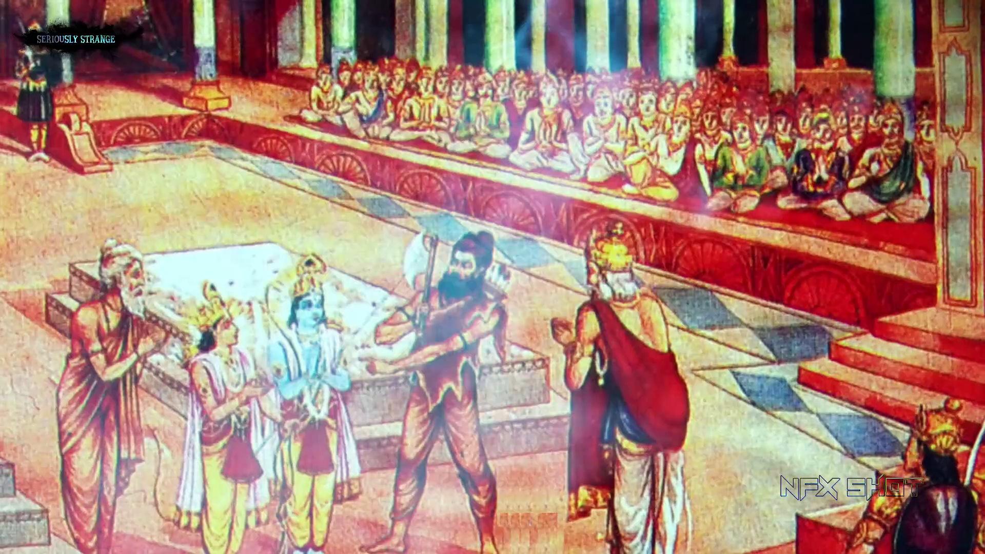 Ramayana Mysteries रामायण में छुपे दस अदभुत रहस्य   Seriously Strange