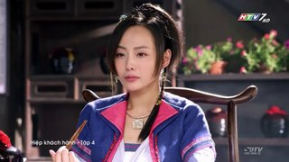 Hiep Khach Hanh Tap 4 Long Tieng HTV7 Phim Moi Hay