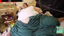 Manuel Uribe, el hombre mas obeso del mundo murió a la edad de 48 años
