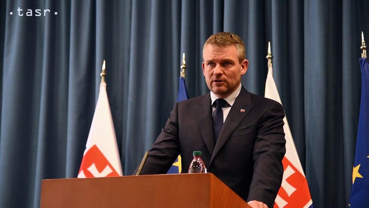 P. Pellegrini: Prezident Gašpar ukončí svoje pôsobenie na čele Policajného zboru ku dňu 31. mája tohto roka