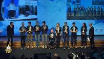 FFS TV - Chronos d'Or - Interview des meilleurs athlètes olympiques