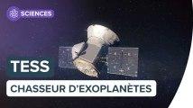 TESS, le chasseur d'exoplanètes