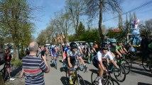 Flèche Wallonne Dames : Le départ
