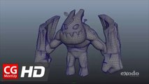 "CGI 3D Breakdown - Making of HD ""Making of Heroes"" by Exodo Animation Studios 