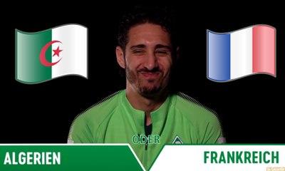 France ou Algérie ? Belfodil hésite avant de répondre !