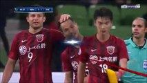 1-1 Lin Chuangyi Goal AFC  Asian Champions League  Group F - 18.04.2018 Melbourne Victory 1-1 Shanghai SIPG