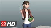 "CGI 3D Animation Showreel HD ""Animation Reel"" by Julien Chery | CGMeetup"