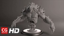 CGI 3D Showreel HD Character Modeling Showreel by Marco Taffelli | CGMeetup