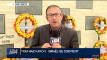 Yom Hazikaron: Israël s'en souvient