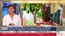 Le Rendez-vous du Luxe: Un ancien patron du secteur du luxe sauve un domaine royal - 18/04