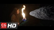 "CGI VFX Breakdown HD ""The Shamer's Daughter "" by Storm Studios 