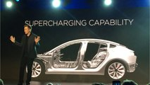 Tesla Rallies After Musk Boosts Model 3 Production