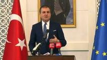 AB Bakanı Çelik  (AB raporu) Türkiye ile AB arasındaki ilişkinin potansiyelini yansıtmaktan uzak - ANKARA