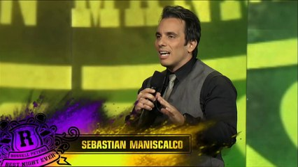 Sebastian Maniscalco: Sebastian Maniscalco Standup Special