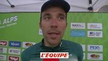 Pinot «Je n'ai rien à perdre ici» - Cyclisme - Tour des Alpes
