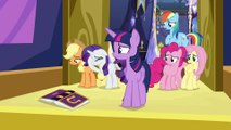 My Little Pony: 07x14 - Fame and Misfortune