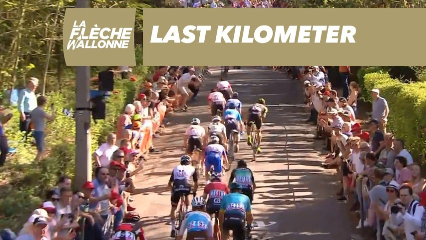 La victoire de Julian Alaphilippe - Flèche Wallone 2018